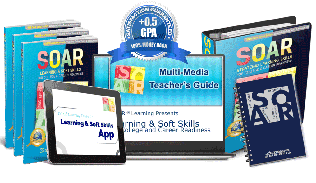 Image of SOAR® Learning & Soft Skills Curriculum