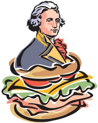 Illustration of 4th Earl of Sandwich.